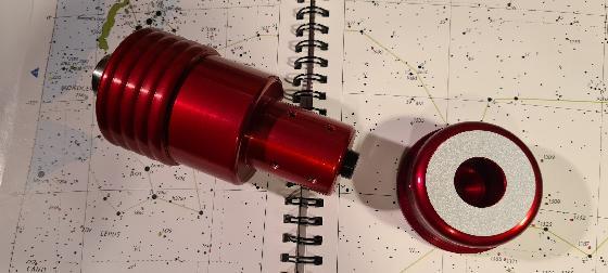 Laser de collimation Farpoint et oeilleton