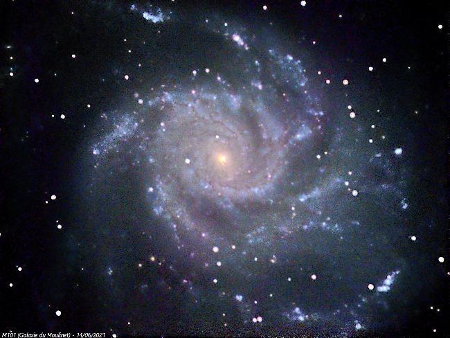 M101 (Galaxie du Moulinet)
