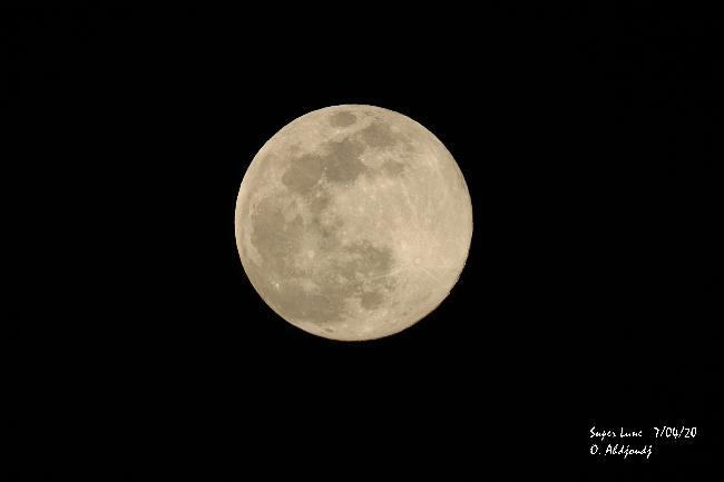 Super Lune 7-04-20