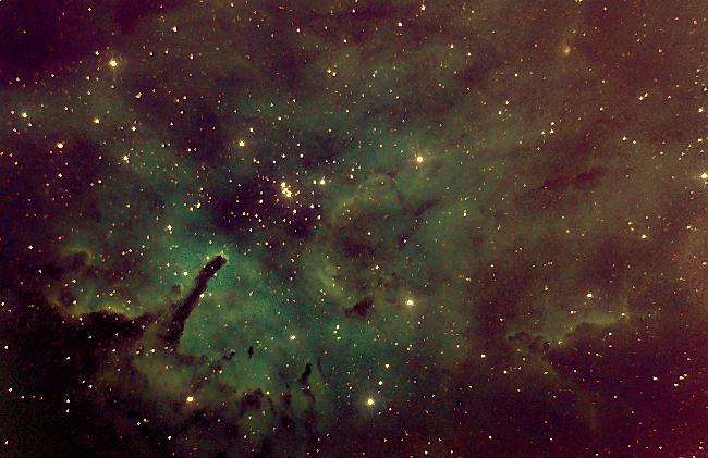 NGC 6823