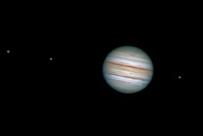 Jupiter 12/09/21 - QHY290