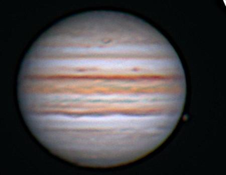 Jupiter le 17/09/2021