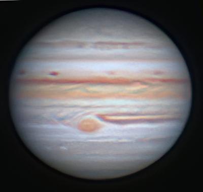 Jupiter le23/09/2021