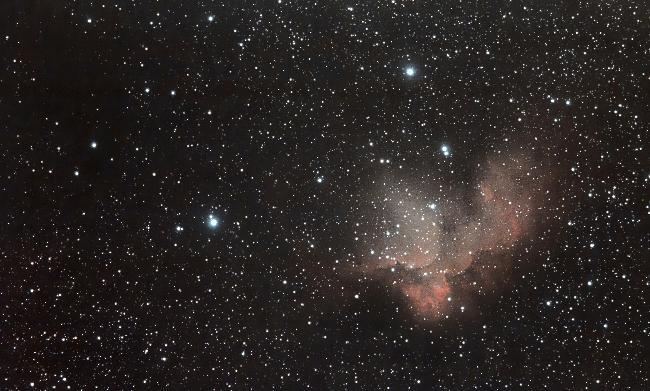 nebuleuse  du Sorcier NGC7380