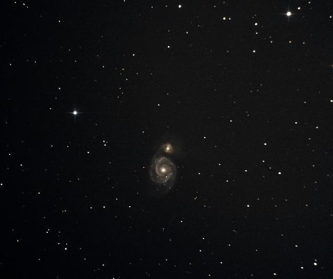 Galaxie du Tourbillion