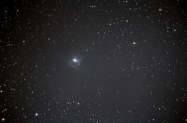 NGC 7023 Nébuleuse de l'Iris