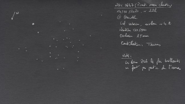 NGC1647 - 14-11-2020