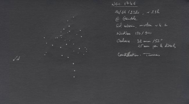 NGC1746 - 14-11-2020