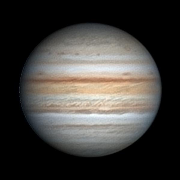 Jupiter 14/10/2021