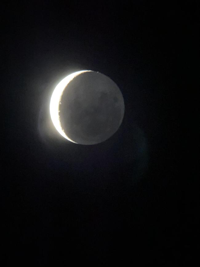 La lune 17/12/2020