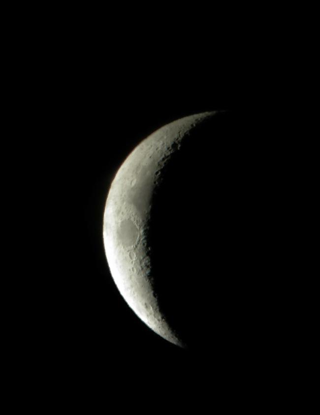 Lune 18 12 2020 au Smartphone