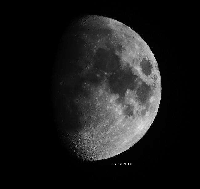 Lune 24 décembre 2020