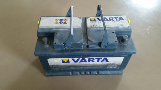 Batterie Varta F17