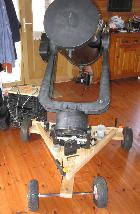 C14 sur chariot