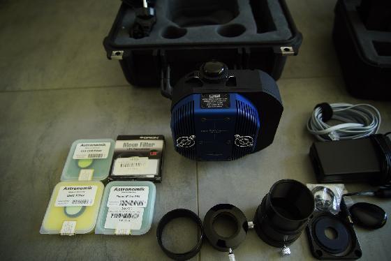 Camera SBIG M402 500€