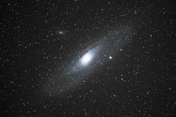 M31 troisieme