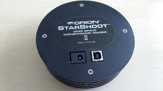 Orion camera SSDSI II 1