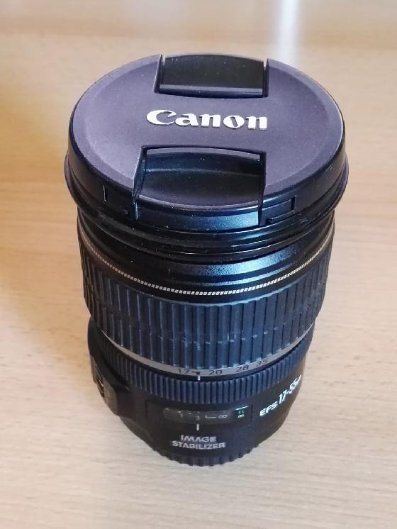 OBJECTIF CANON EFS 17-55 1:2.8 IS