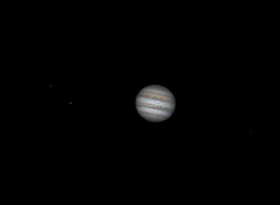 Jupiter 14-03-2017