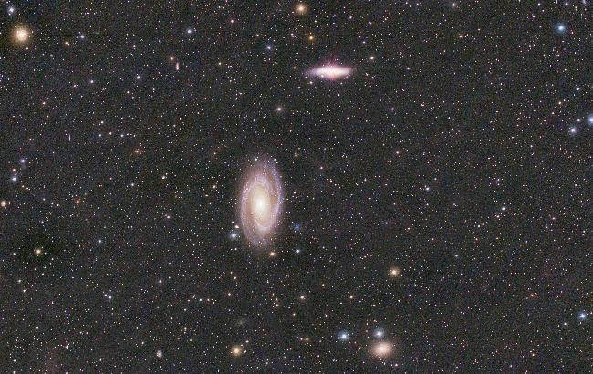 M81, M82 et ses amis