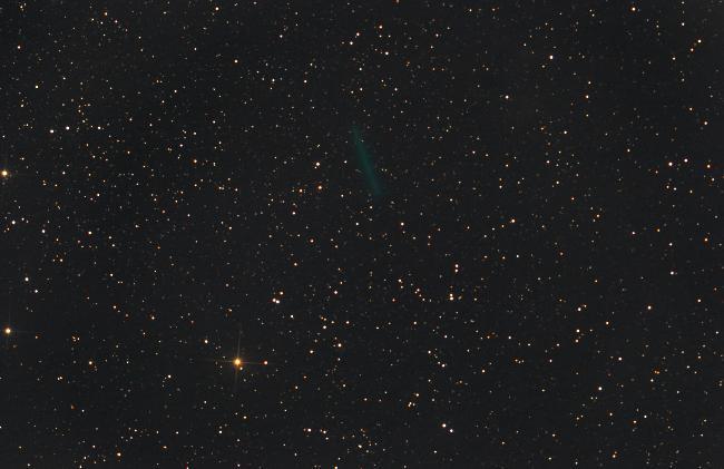 Comète C/2018 R3 (étoiles)