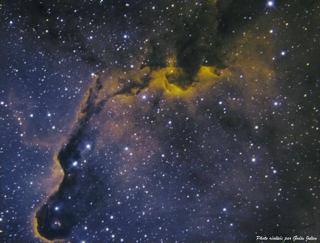 IC 1396 H-SHO