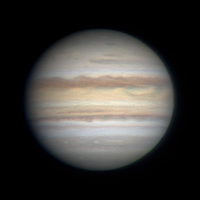 Jupiter Lrgb 2
