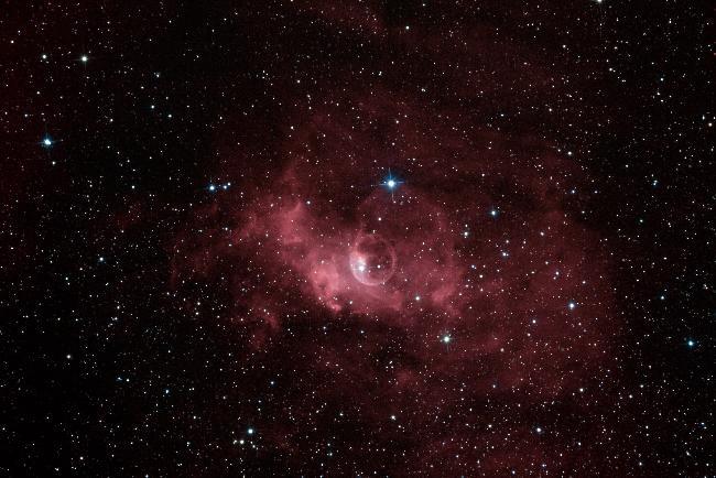 NGC7635 la bulle