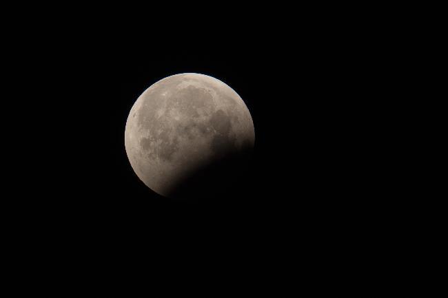 Eclipse Lune 2019 - 5