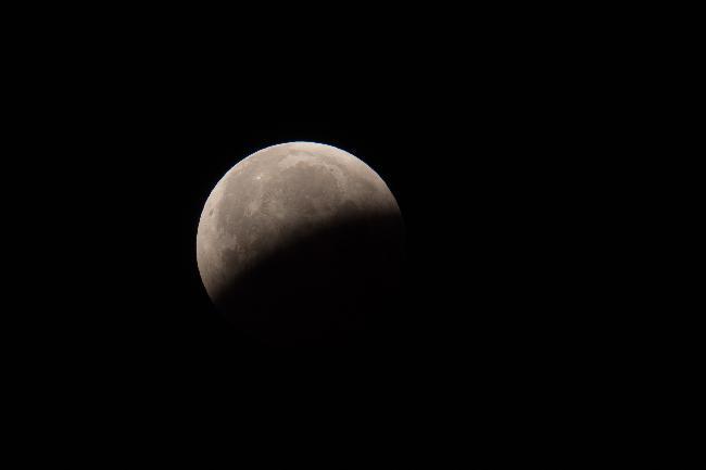 Eclipse Lune 2019 - 4