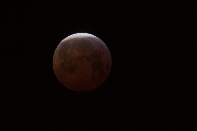 Eclipse Lune 2019  - 3