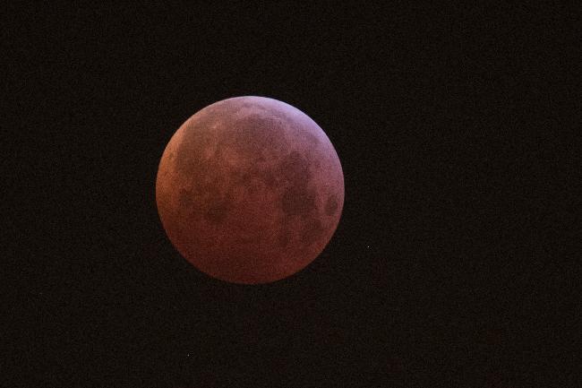 Eclipse Lune 2019 - 2