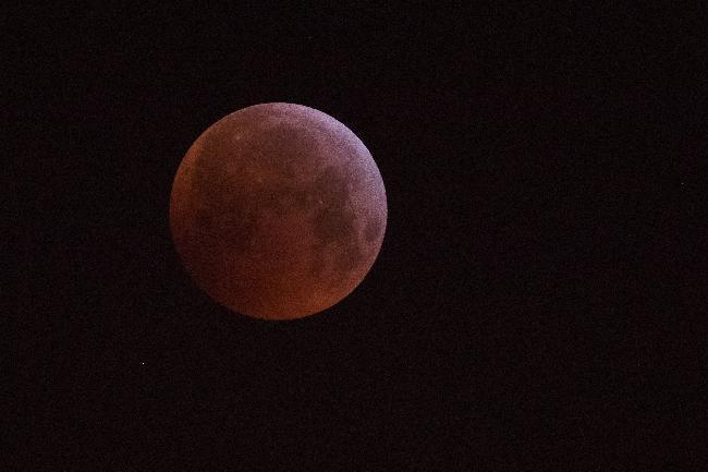 Eclipse Lune 2019 - 1
