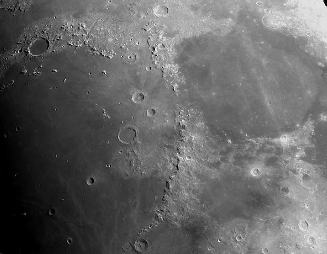 Lune - Archimède