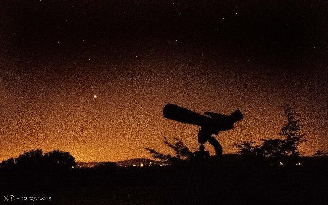Shooting Jupiter