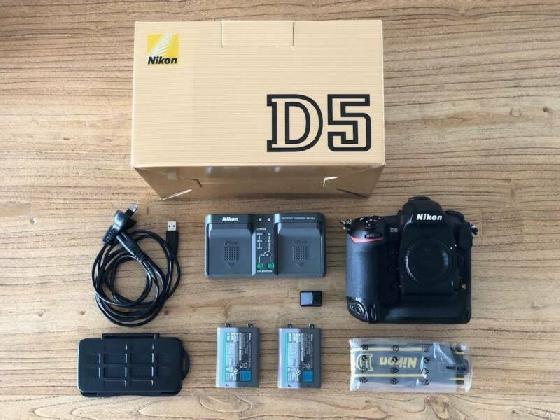 boitier Nikon D5 NU