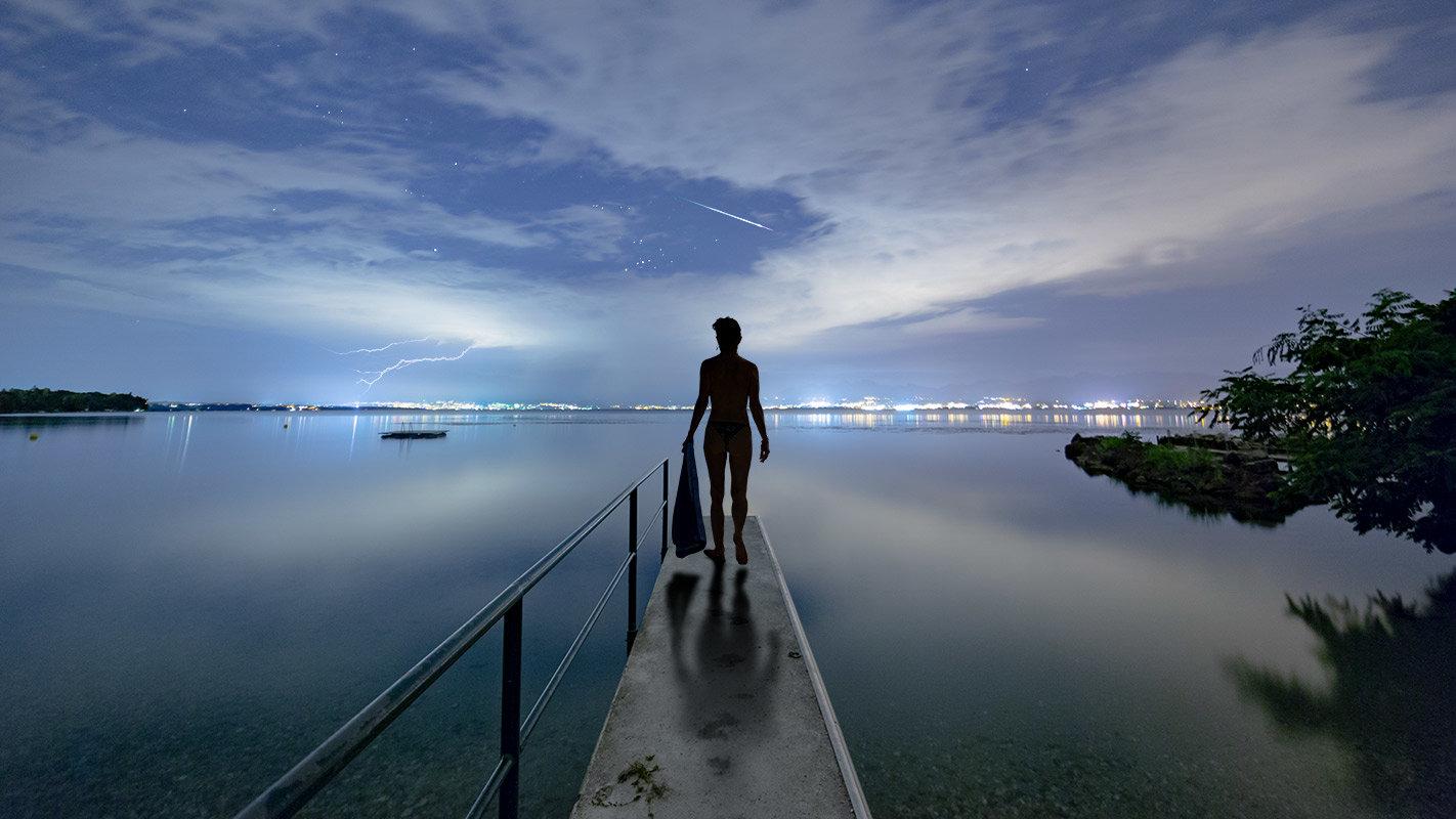 Comment je suis passé de l'astrophoto aux paysages de nuit...