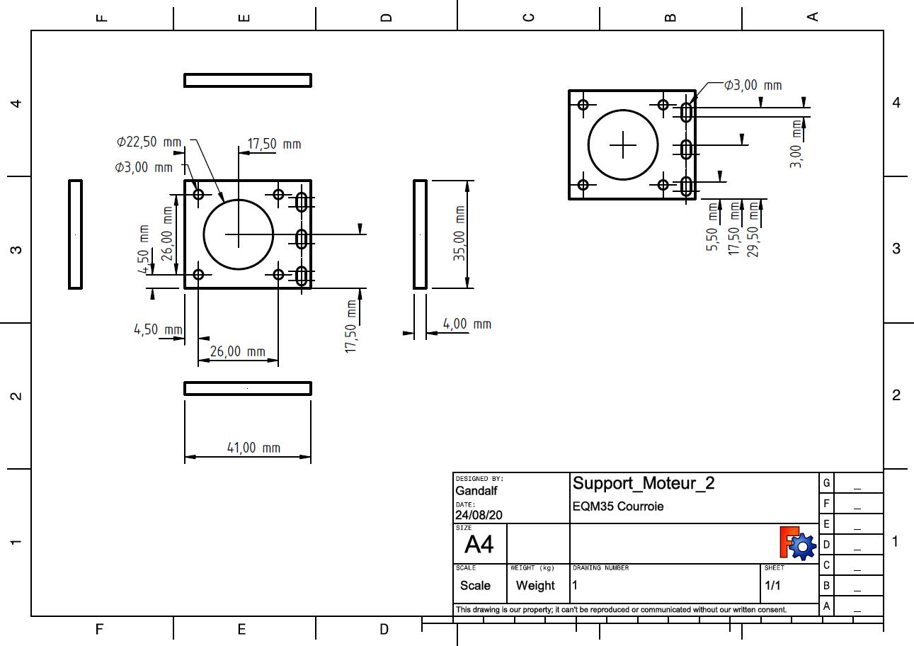 Tests et Upgrade d'une EQM35 Pro Support_Moteur2.png.0813e49c4be45421349cdfd5a75418d6
